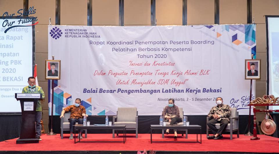 BBPLK Bekasi kembali Menjuarai KKIN