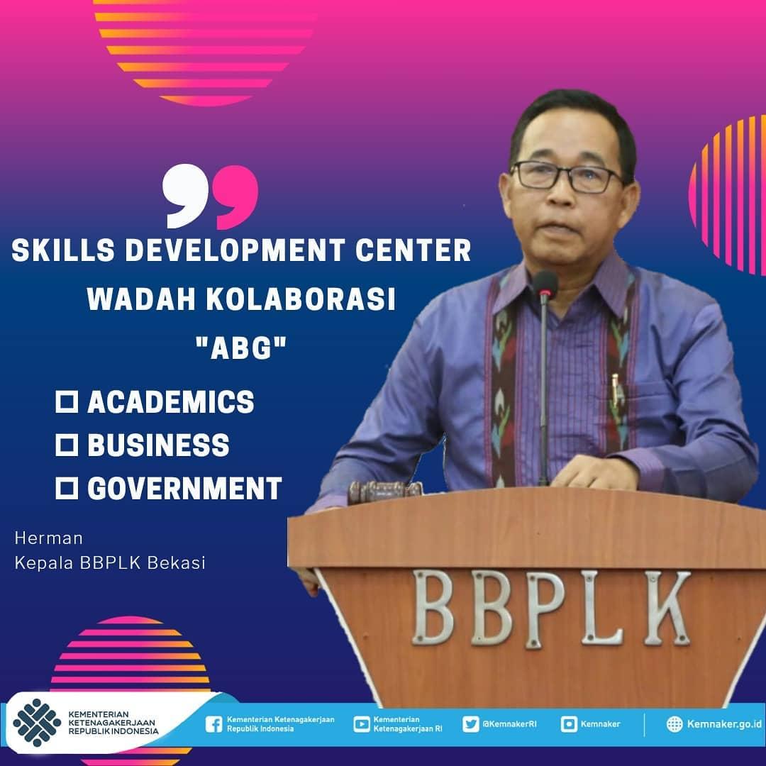 Daerah ini Dirikan Skills Development Center (SDC) guna Tingkatkan Keterampilan Pekerja?