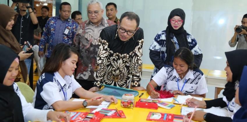 Ingin Jadi Designer? Kemnaker Buka Kejuruan Fashion Technology di BLK Semarang