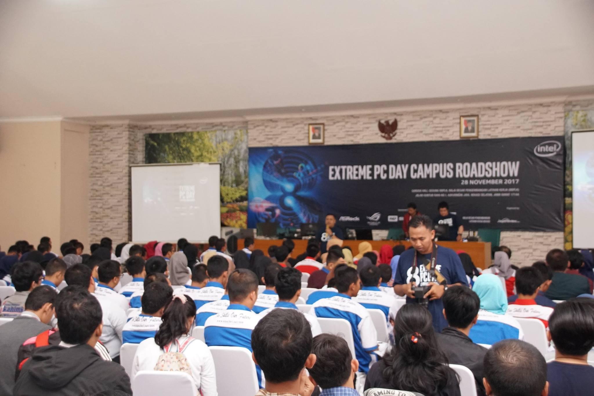 Lomba Overclocking dan Gaming di BBPLK Bekasi