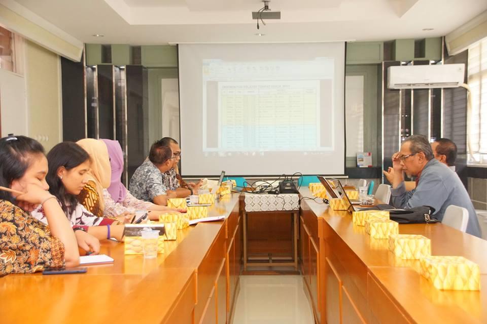 Rencana Training of Trainer dengan UGM