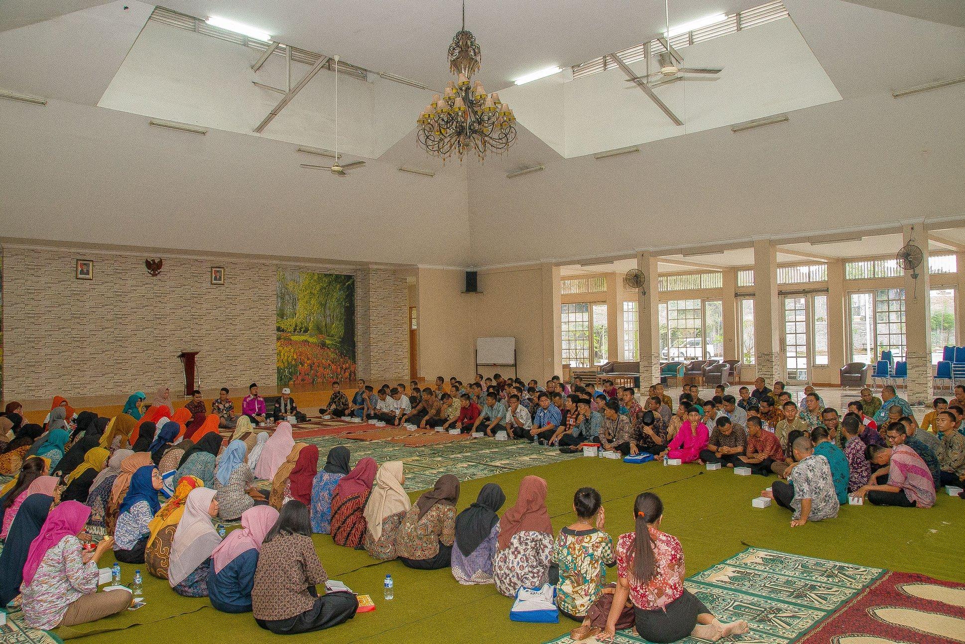 Sambut Ramadhan, BBPLK Bekasi Gelar Acara Munggahan