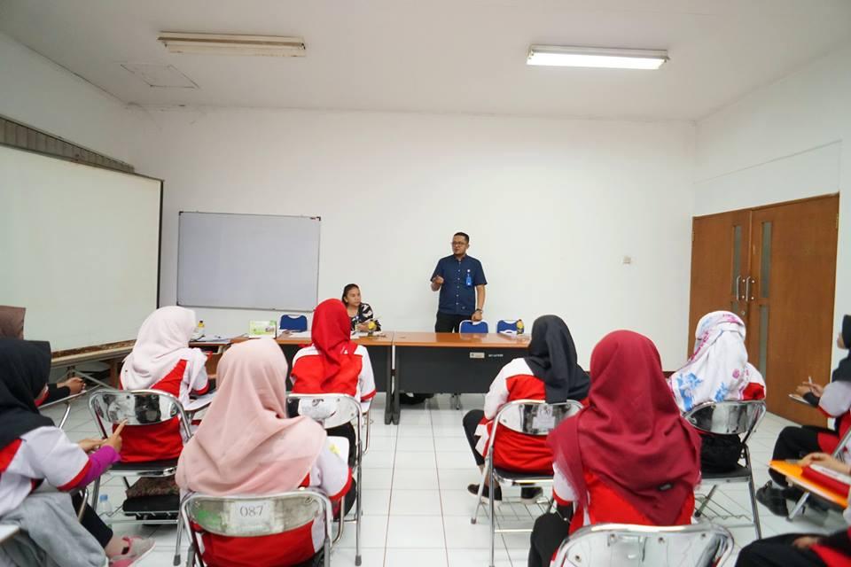 Kegiatan Tes Rekrut Calon Karyawan PT. Permodalan Nasional Madani