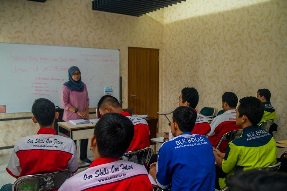 Tes Rekrut PT. Kanefusa Indonesia