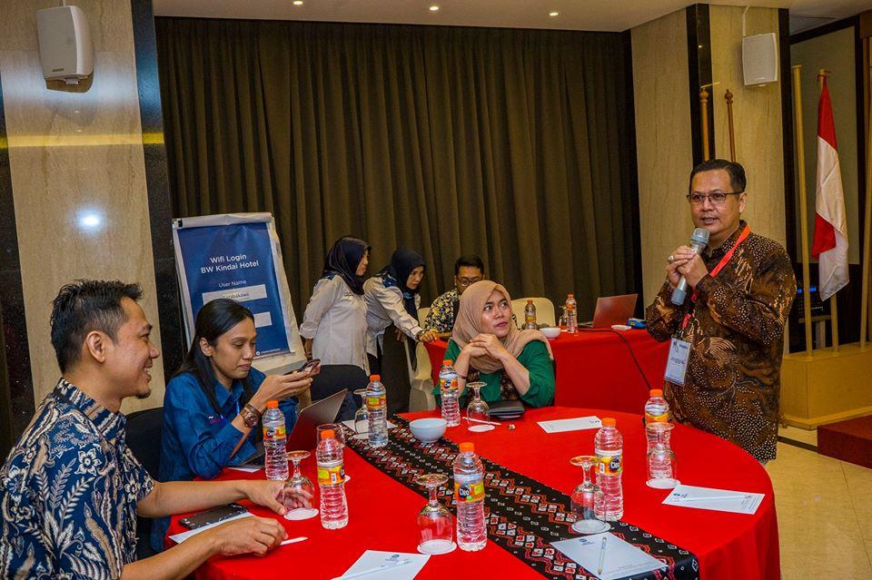 Lanjutan Rakor Teknis UPTD BLK Binaan BBPLK Bekasi 2019
