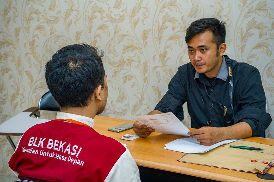 Tes Rekrut Calon Karyawan PT. Puninar Logistic.