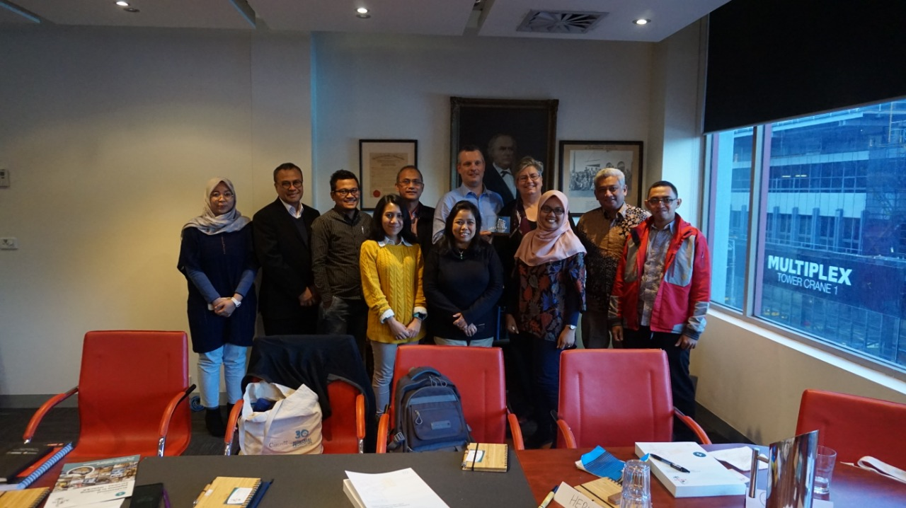 Training di Australian Refrigeration Council (ARC)  dan Australian Institute of Refrigeration, Air Conditioning And Heating (AIRAH) , Australia